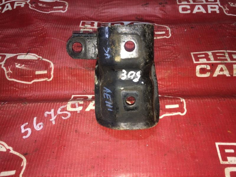 Кронштейн Toyota Sprinter Carib AE111 задний (б/у)