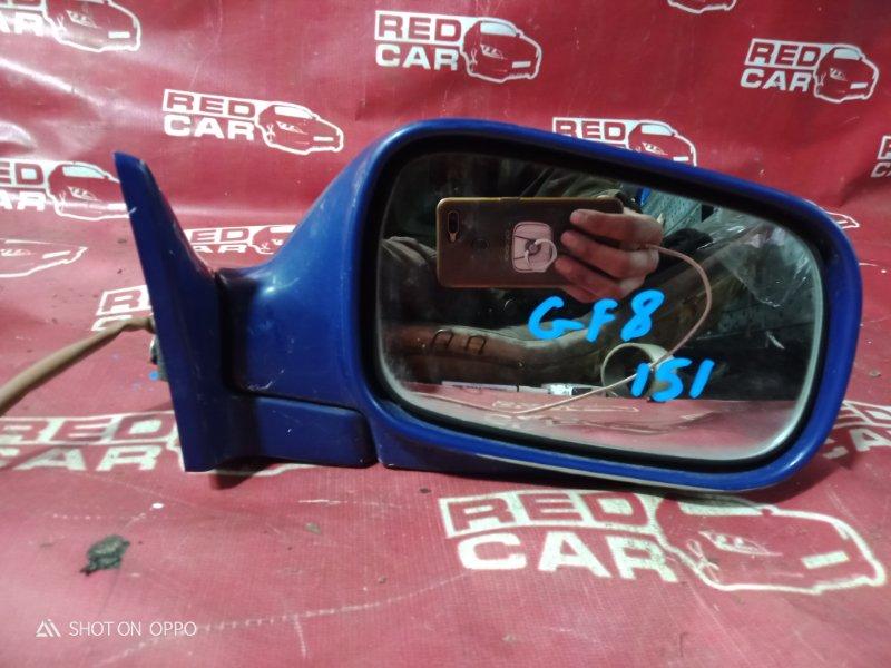 Зеркало Subaru Impreza GF8-015545 EJ20 1995 переднее правое (б/у)