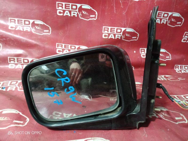 Зеркало Mitsubishi Dion CR9W-0104378 4G63 2000 переднее левое (б/у)