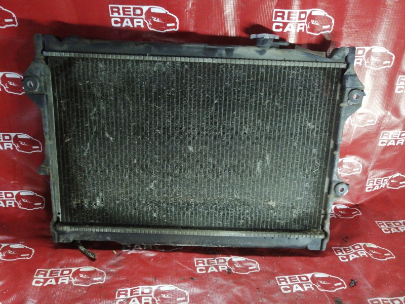 Радиатор основной Mazda Proceed UV66R-102864 G6 1992 (б/у)