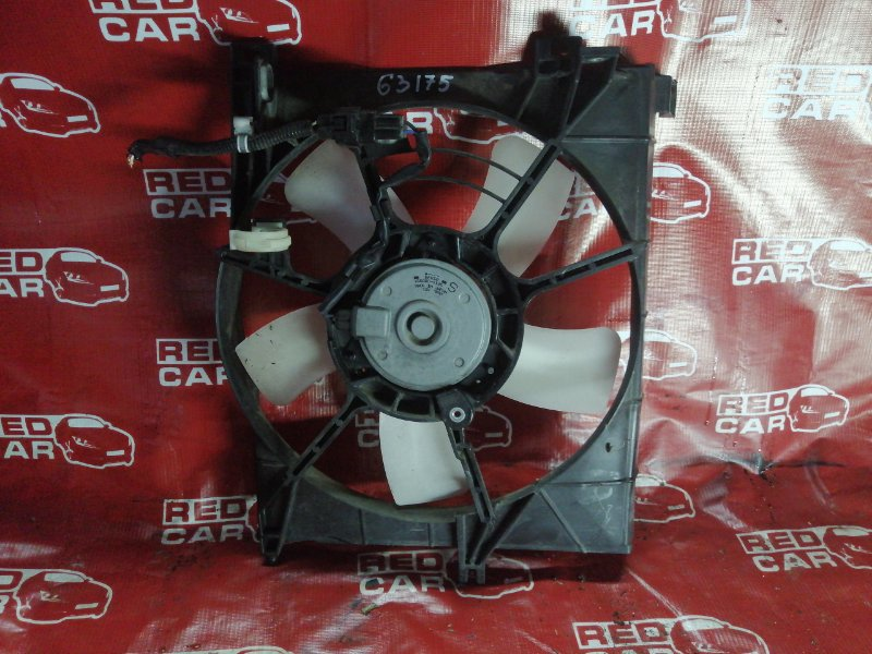 Диффузор радиатора Daihatsu Tanto L385S-0059495 KF 2011 (б/у)