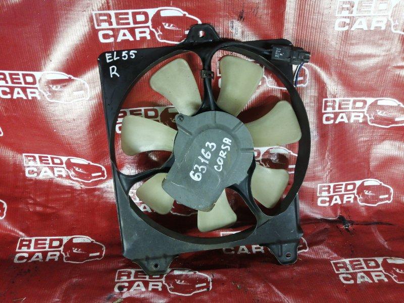 Диффузор радиатора Toyota Corsa EL55 правый (б/у)