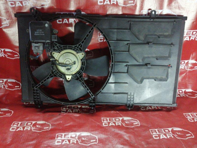 Диффузор радиатора Mitsubishi Cedia CS5A-0100853 4G93 2001 (б/у)