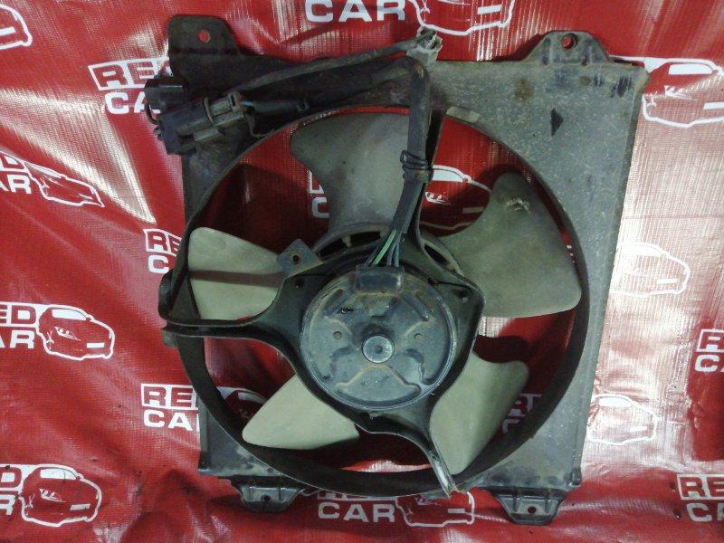 Диффузор радиатора Mitsubishi Libero CB8V (б/у)