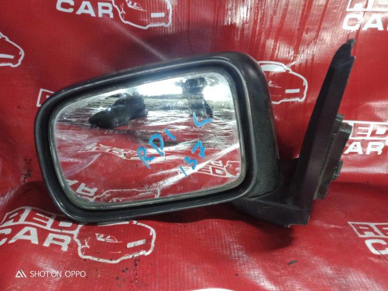 Зеркало Honda Cr-V RD1-1087077 B20B 1996 переднее левое (б/у)