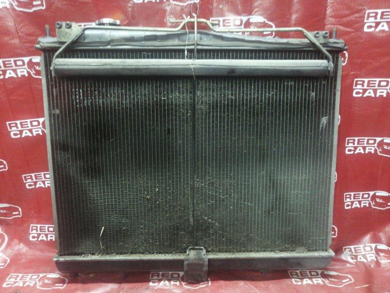 Радиатор основной Nissan Elgrand ATWE50-031295 ZD30-052057A 2000 (б/у)