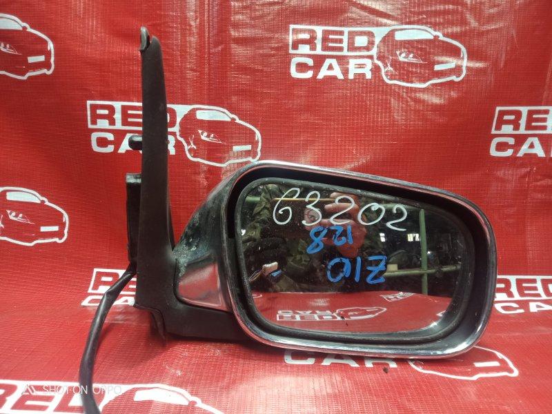 Зеркало Nissan Cube Z10-097749 CG13 1998 переднее правое (б/у)
