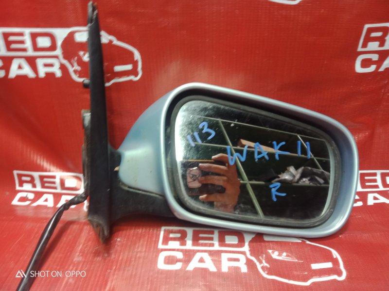 Зеркало Nissan March WAK11-300147 CGA3 2000 переднее правое (б/у)