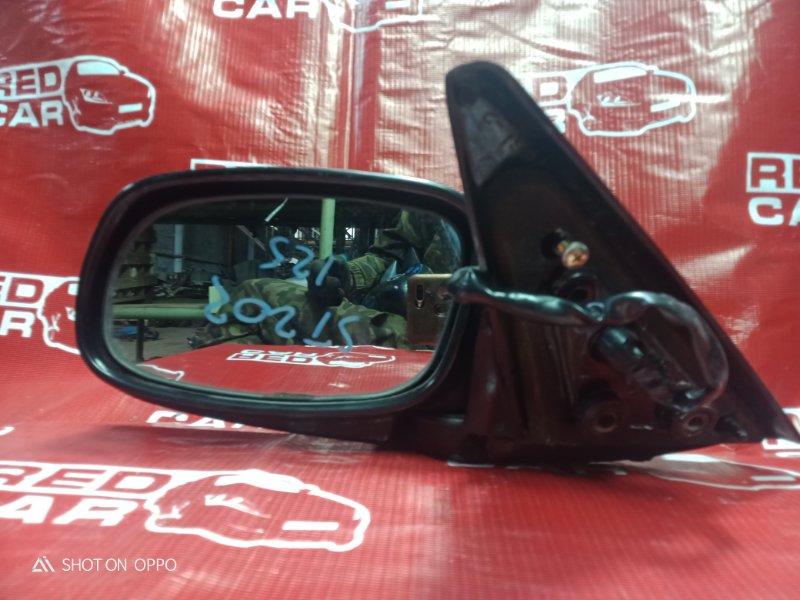 Зеркало Toyota Carina Ed ST202-7053351 3S 1996 переднее левое (б/у)