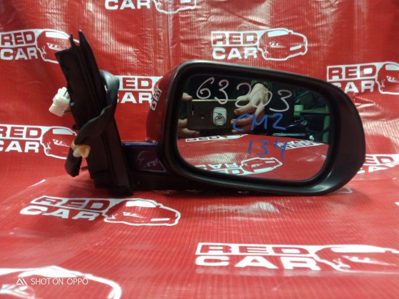 Зеркало Honda Accord CM2-3006581 K24A 2003 переднее правое (б/у)
