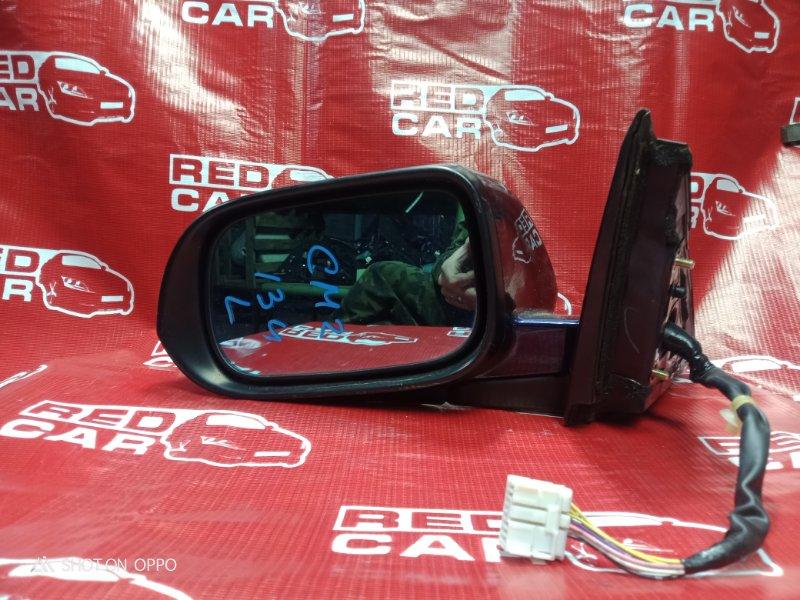 Зеркало Honda Accord CM2-3006581 K24A 2003 переднее левое (б/у)