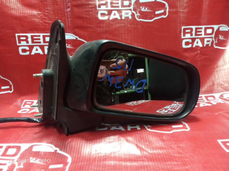Зеркало Mazda Demio DW3W-317229 B3 1998 переднее правое (б/у)