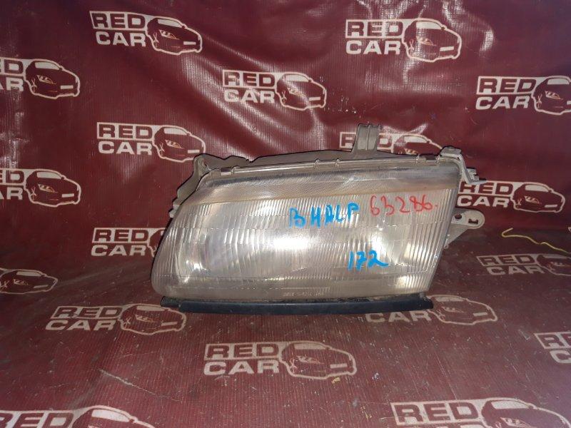 Фара Mazda Familia BHALP-147523 Z5-394682 1995 левая (б/у)