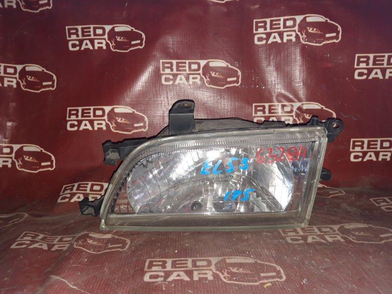 Фара Toyota Corsa EL53-0371528 5E-1343230 1999 левая (б/у)