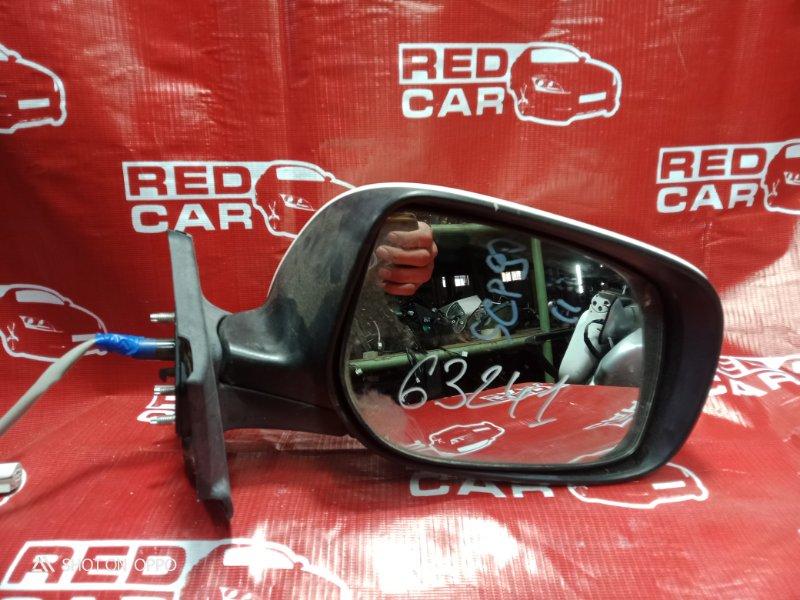 Зеркало Toyota Vitz SCP90-5070321 2SZ 2007 переднее правое (б/у)