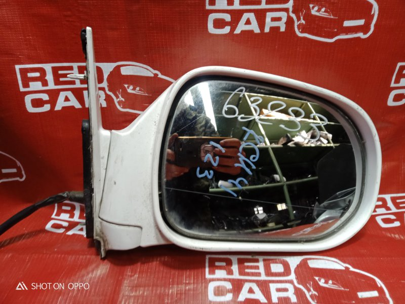 Зеркало Toyota Hiace Regius RCH41-0023124 3RZ 1998 переднее правое (б/у)