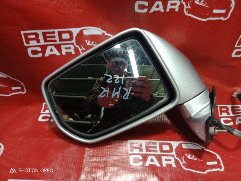 Зеркало Nissan Liberty RM12-005710 QR20 2001 переднее левое (б/у)