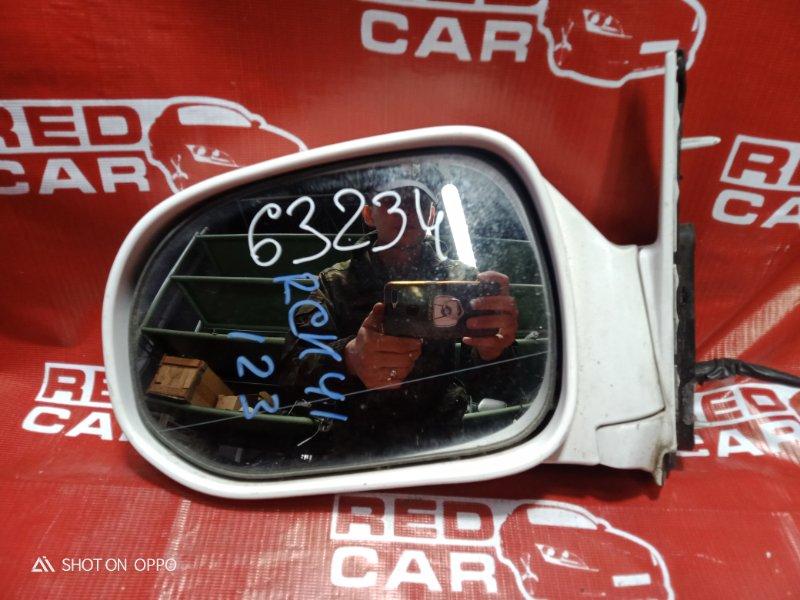 Зеркало Toyota Hiace Regius RCH41-0023124 3RZ 1998 переднее левое (б/у)