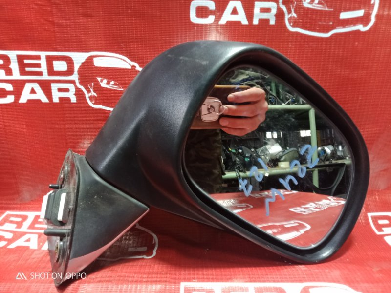 Зеркало Mitsubishi Colt Plus Z24W-0300176 4A91 2005 переднее правое (б/у)