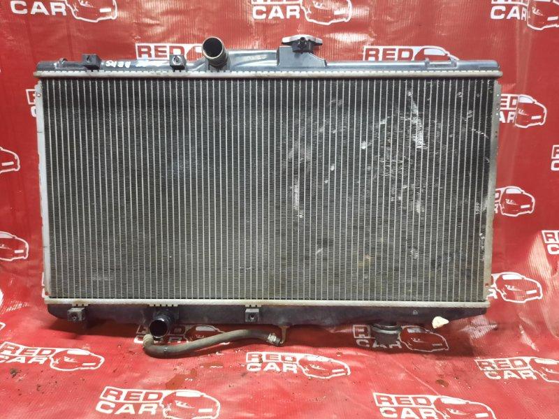 Радиатор основной Toyota Carib AE115 (б/у)