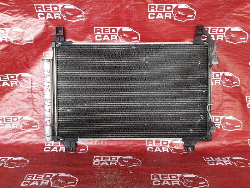 Радиатор кондиционера Toyota Belta SCP92 (б/у)