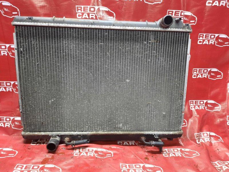 Радиатор основной Toyota Estima CXR20-0042752 3C-2498338 1993 (б/у)