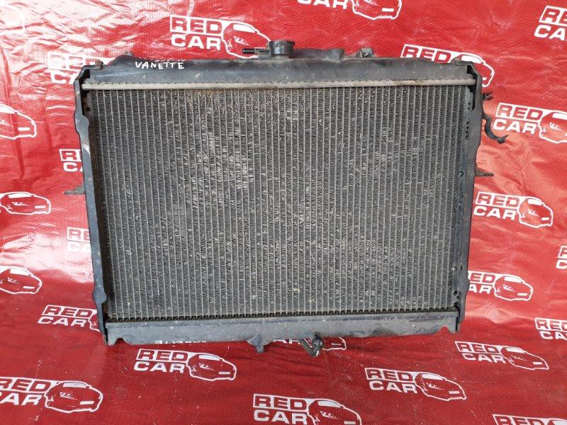 Радиатор основной Nissan Vanette SK82LN-300523 F8 (б/у)