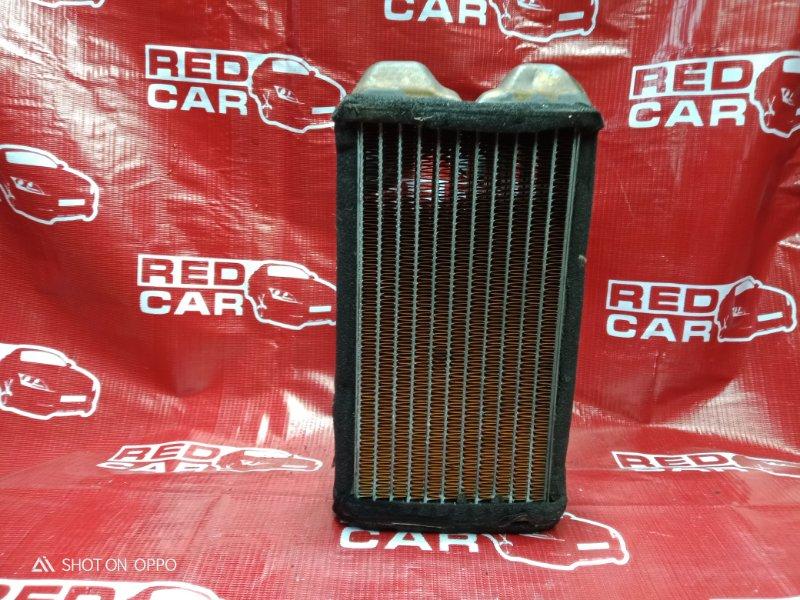 Радиатор печки Toyota Starlet EP82-0322202 4E-0621744 1992 (б/у)