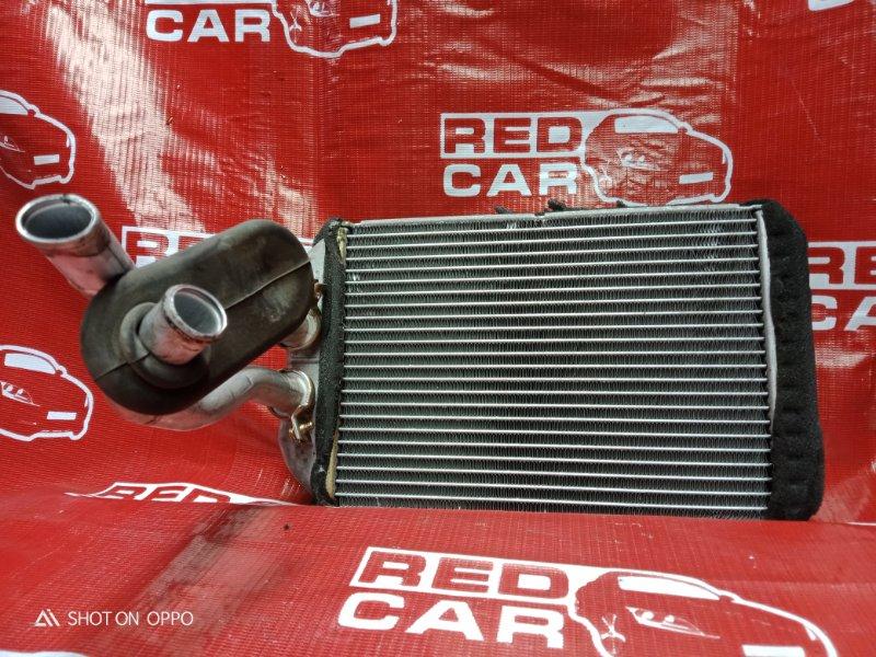 Радиатор печки Toyota Corsa EL53-0371528 5E-1343230 1999 (б/у)
