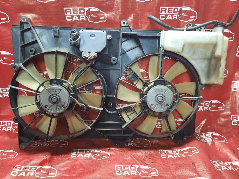 Диффузор радиатора Toyota Estima MCR30W (б/у)