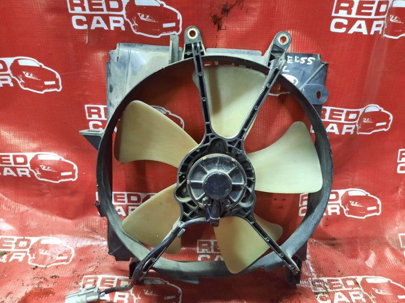 Диффузор радиатора Toyota Corsa EL55 левый (б/у)