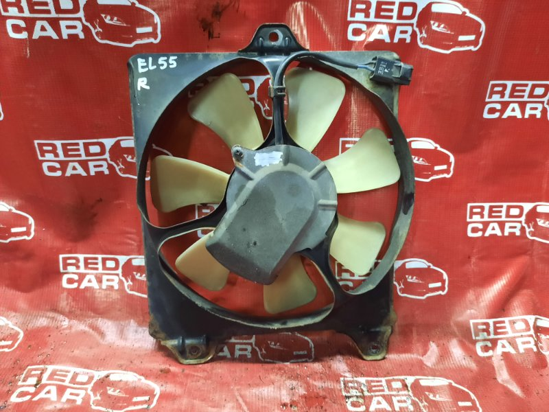 Диффузор радиатора Toyota Corsa EL55 (б/у)