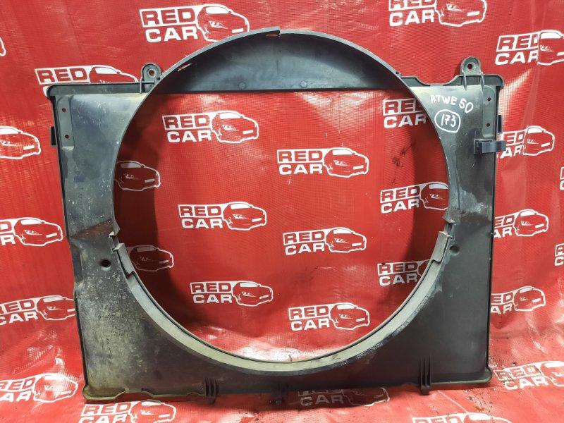 Диффузор радиатора Nissan Elgrand ATWE50-031295 ZD30 2000 (б/у)