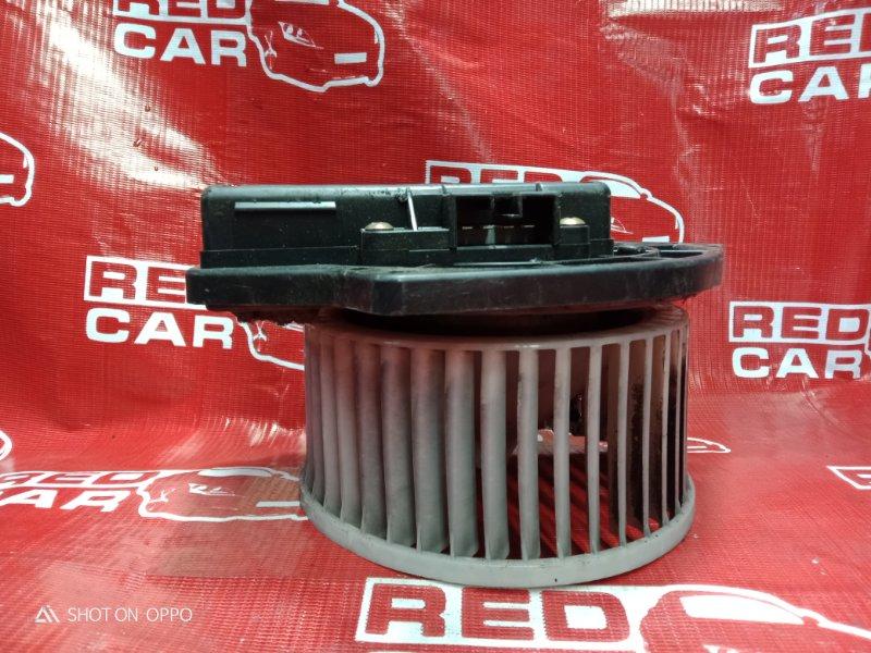 Мотор печки Mitsubishi Pajero Io H76W-0122782 4G93 2000 (б/у)