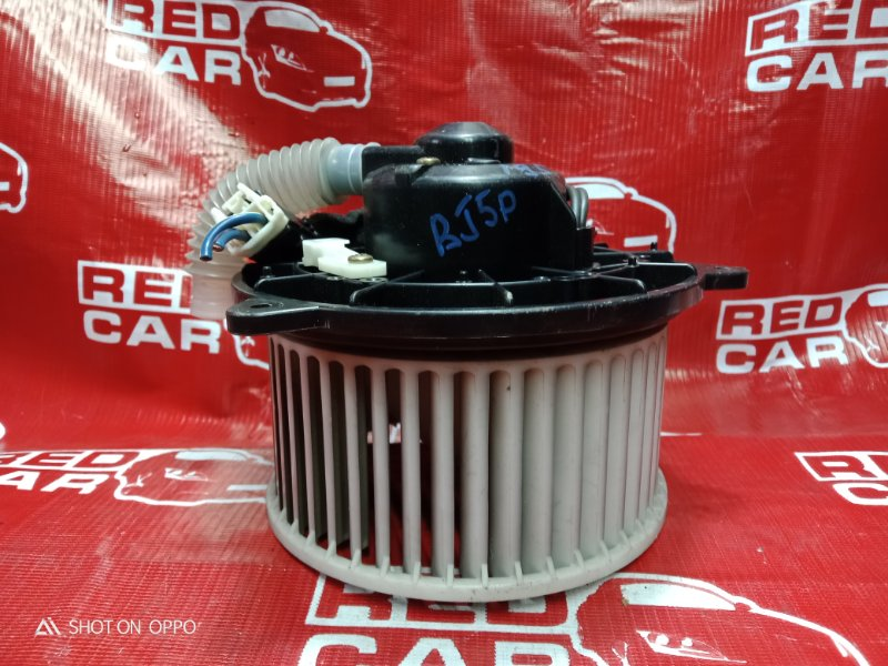 Мотор печки Mazda Familia BJ5P-309635 ZL-398865 2001 (б/у)