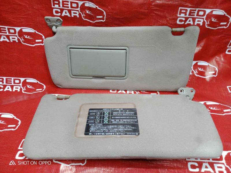 Козырек солнцезащитный Nissan Elgrand ATWE50-031295 ZD30-052057A 2000 (б/у)