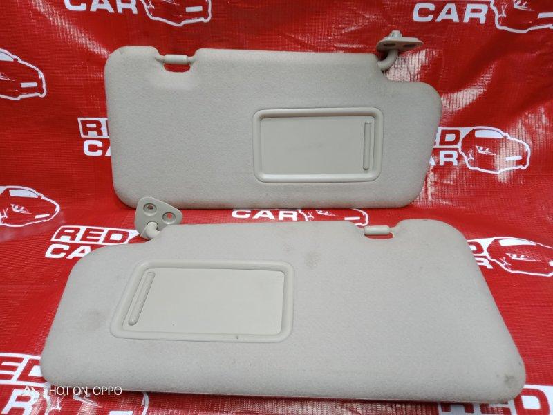 Козырек солнцезащитный Nissan Note E11-029106 HR15-101835 2005 (б/у)