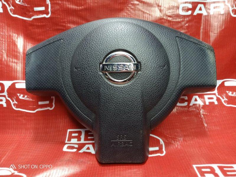 Airbag на руль Nissan Note E11-029106 HR15-101835 2005 (б/у)