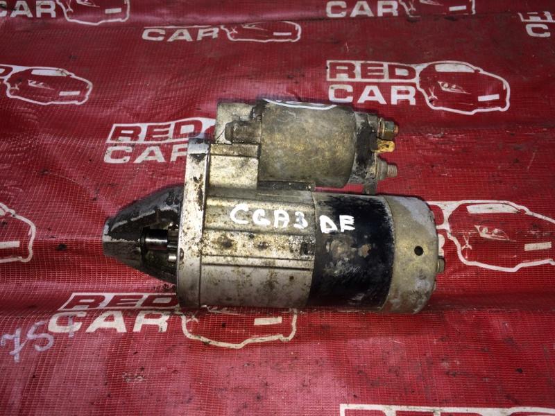 Стартер Nissan Cube AZ10-181103 CGA3-074122 2000 (б/у)