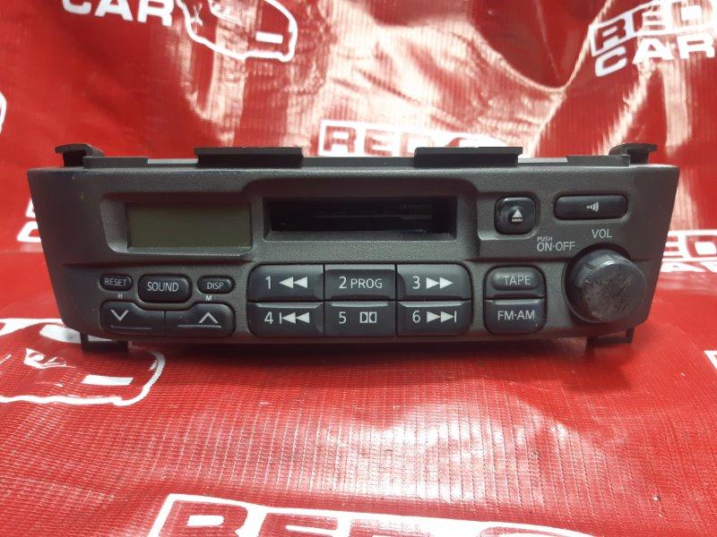 Магнитофон Nissan Sunny FB15-382773 QG15-405967A 2003 (б/у)