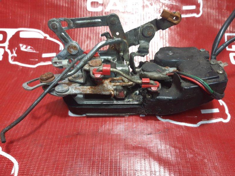 Замок двери Toyota Estima CXR20-0042752 3C-2498338 1993 передний правый (б/у)