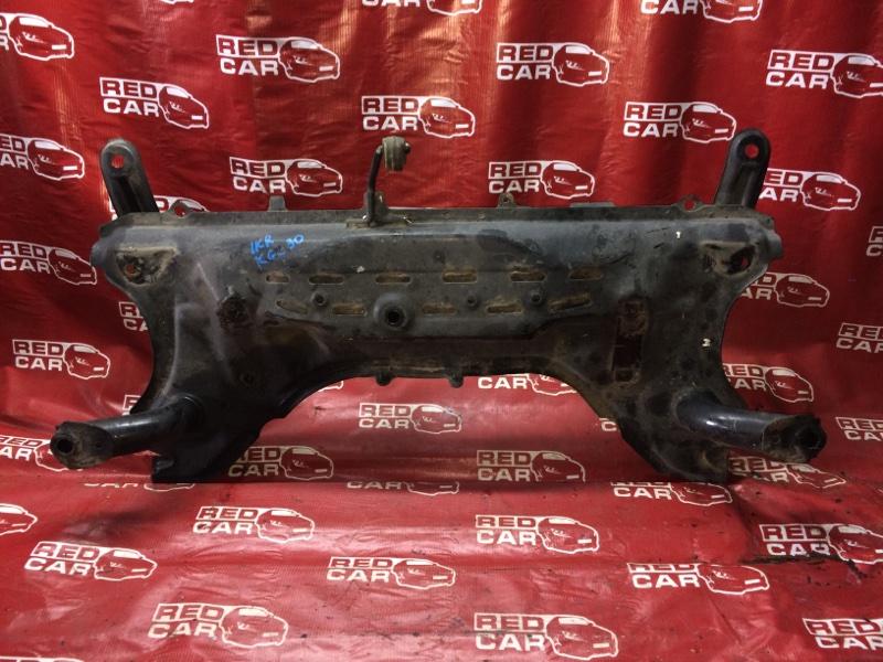 Балка под двс Toyota Passo KGC30 1KR (б/у)