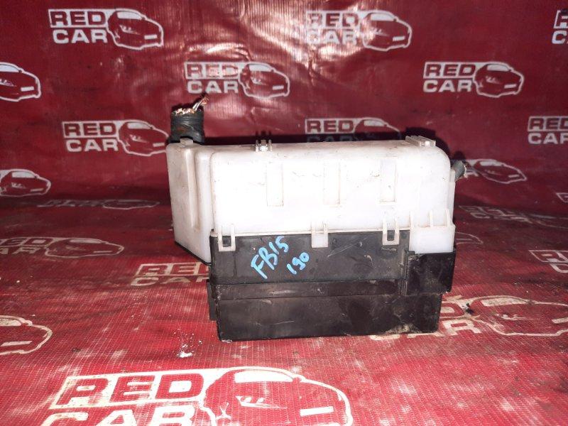 Блок предохранителей под капот Nissan Sunny FB15-382773 QG15-405967A 2003 (б/у)