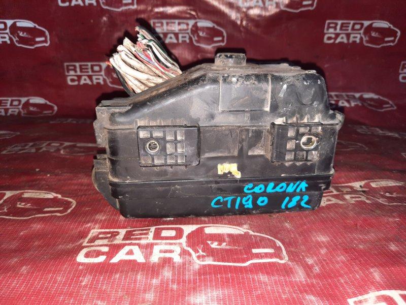 Блок предохранителей под капот Toyota Corona CT190-4013052 2C-2641734 1993 (б/у)