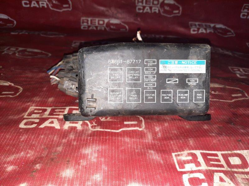 Блок предохранителей под капот Daihatsu Pyzar G313G-005248 HE 1997 (б/у)