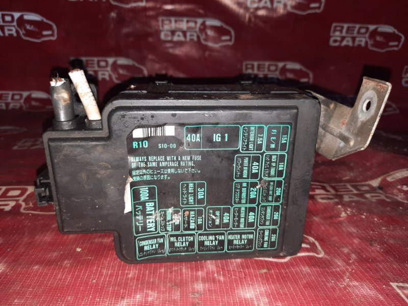 Блок предохранителей под капот Honda Cr-V RD1-1216273 B20B-1316291 1998 (б/у)