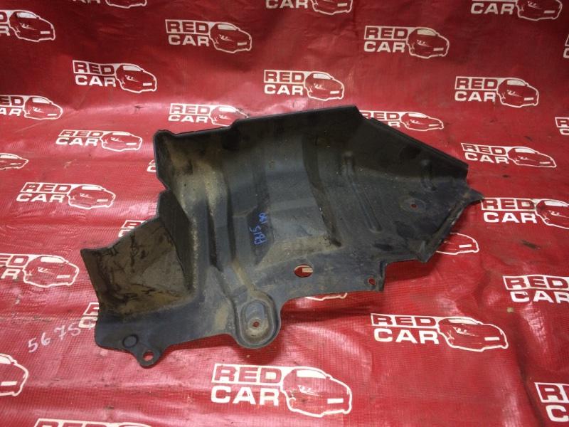 Защита двигателя Nissan Sunny FB15-382773 QG15 2003 правая (б/у)