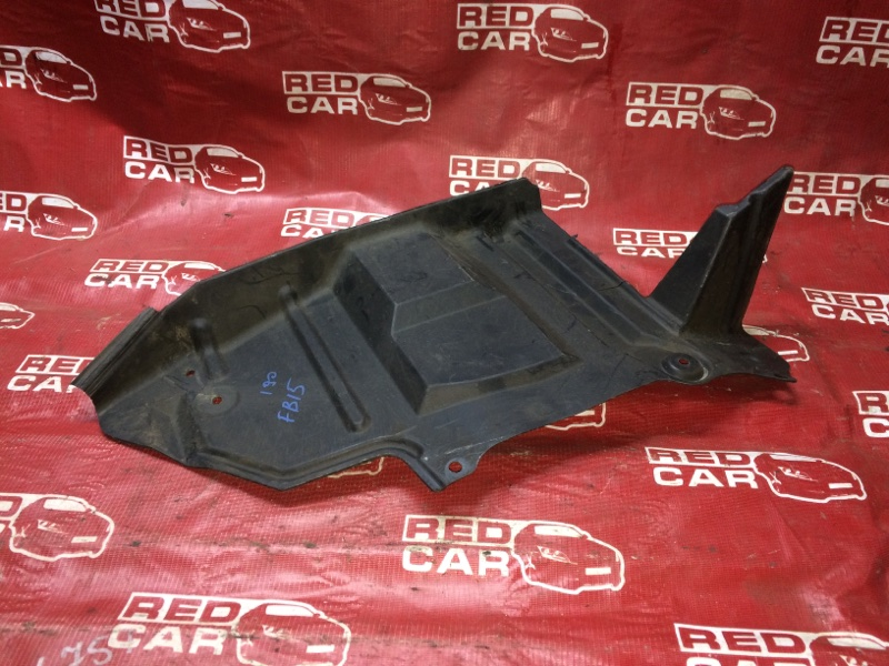Защита двигателя Nissan Sunny FB15-382773 QG15 2003 левая (б/у)