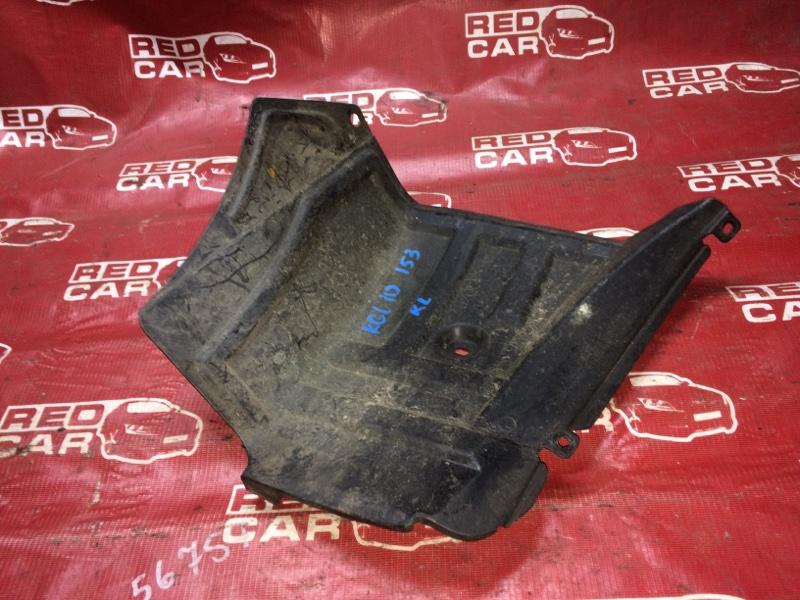 Подкрылок Toyota Passo KGC10-0051246 1KR 2005 задний левый (б/у)