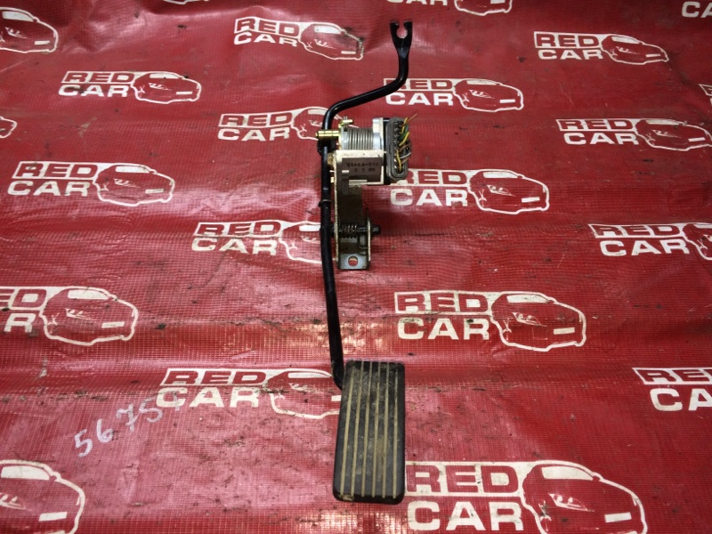 Педаль газа Mitsubishi Pajero Io H76W-0122782 4G93 2000 (б/у)